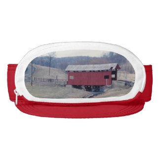 Covered Bridge Visor