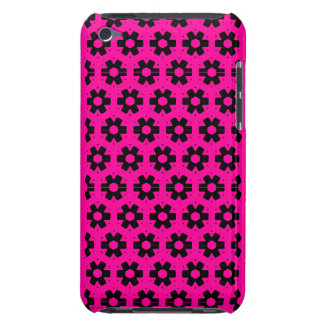 Covered in Daisies Hot Pink iPod Touch Case