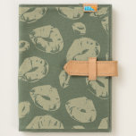 Covered In Kisses Canvas Journal Folio