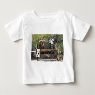 Covered Wagon Baby T-Shirt