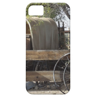 Covered Wagon iPhone 5 Case
