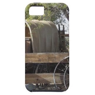Covered Wagon iPhone 5 Cases
