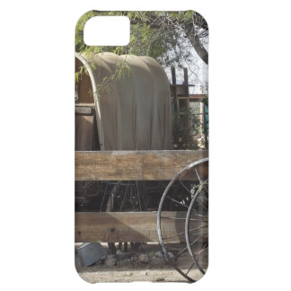 Covered Wagon iPhone 5C Case