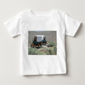 Covered Wagons Baby T-Shirt