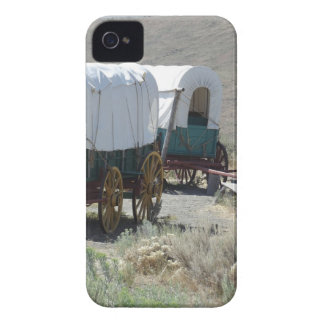 Covered Wagons Case-Mate iPhone 4 Case