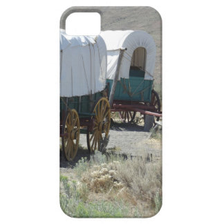 Covered Wagons iPhone 5 Covers