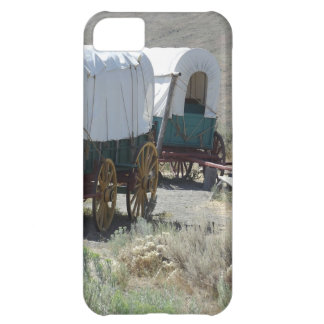 Covered Wagons iPhone 5C Cases