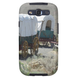 Covered Wagons Samsung Galaxy SIII Case