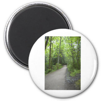 CoveredPath052309 2 Inch Round Magnet