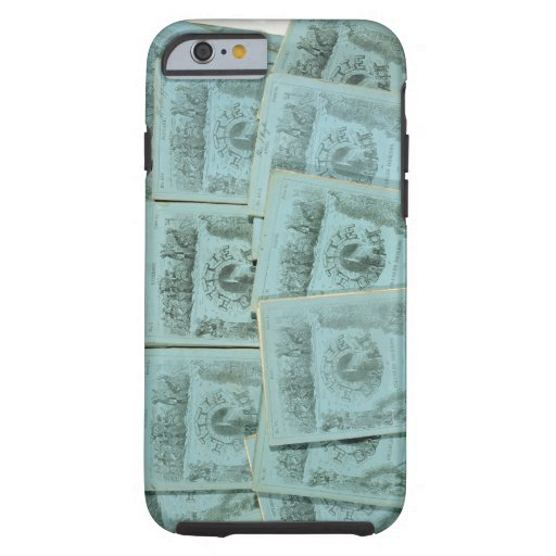 Covers from the Monthly Issues of 'Little Dorrit' Tough iPhone 6 Case