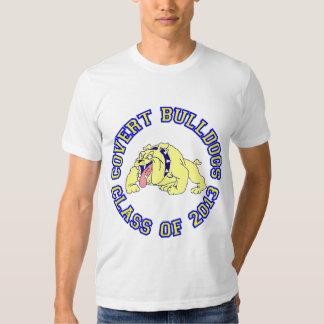 Covert Bulldogs T Shirt