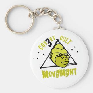 Covert Cult Gorilla Keychain