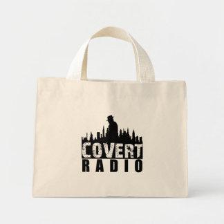 Covert Radio Mini Tote Bag