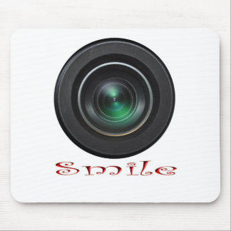 Covertcam Smile Mouse Pad