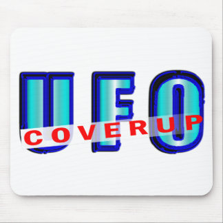 Coverup del UFO Mousepad