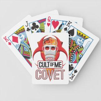 COVET Cult of Me Poker Deck