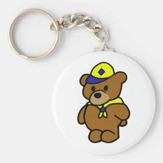 Covey Logic Cub Scout Key Chain