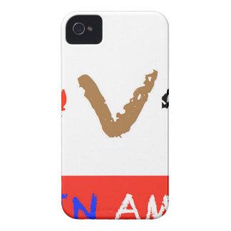 #covfefe Made In America iPhone 4 Case-Mate Case