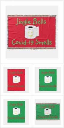 Covid-19 Christmas Blankets
