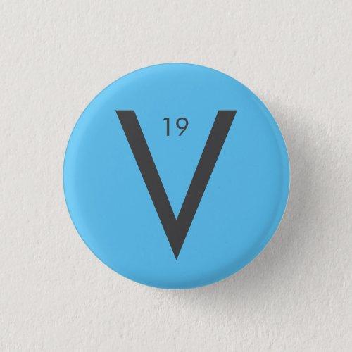 Covid 19 Vaccine Button