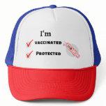Covid Vaccine Hat
