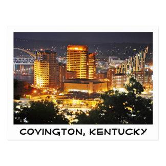 Covington, Kentucky, USA Postcard