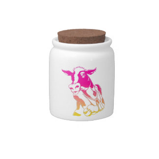 Cow 15 candy dish