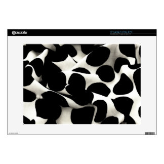"""cow 15"""" laptop decal"""