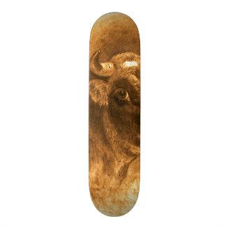 Cow 1880 skateboard deck