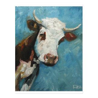 cow#19 postcard