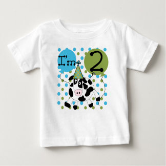 Cow 2nd Birthday T-shirt