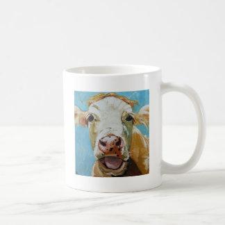 Cow#310 Classic White Coffee Mug