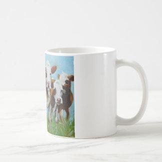 Cow#340 Classic White Coffee Mug