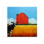 Cow#352 Post Card