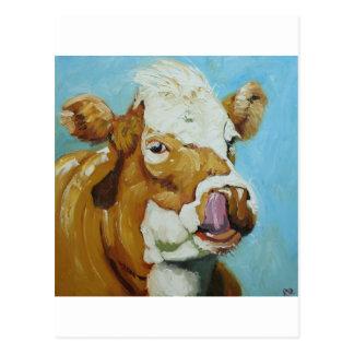 Cow#363 Postales