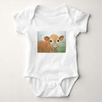 cow 4.jpg baby bodysuit