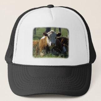 Cow 9P27D-29 Trucker Hat