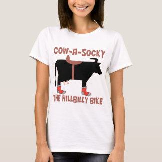 Cow A Socky T-Shirt