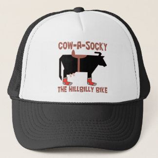Cow A Socky Trucker Hat
