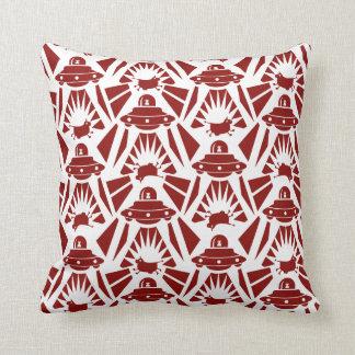 Cow abduction cushion