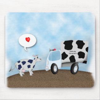 Cow Amore Mousepad