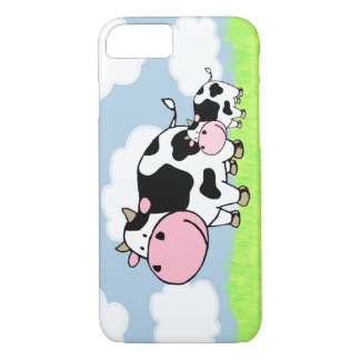 Cow and Baby iPhone 7 Case