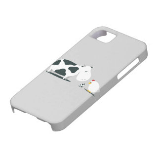 Cow and Chicken iPhone SE/5/5s Case