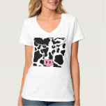 Cow and Cow Print Tshirts