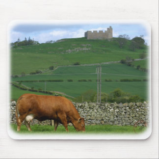 Cow and Hume Castle 9R044D-02 Mouse Pad