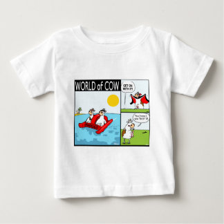 Cow and Udder Play Fetch, Cow Dracula and Holiday Shirt