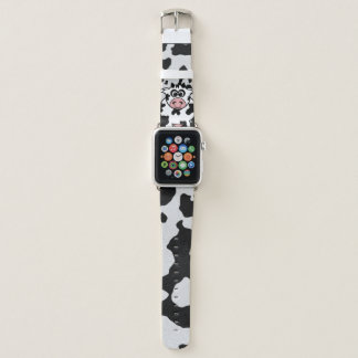 Cow Apple Watch Band