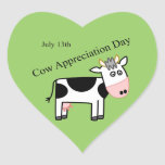 Cow Appreciation Day Just Another Holiday Stickers