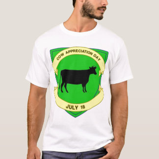Cow Appreciation Day T-Shirt