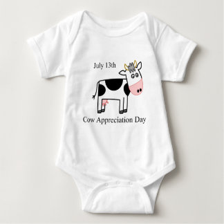 Cow Appreciation Day Tee Shirt